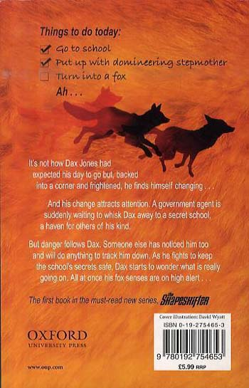 Finding the Fox: The Shapeshifter 1 (Paperback)