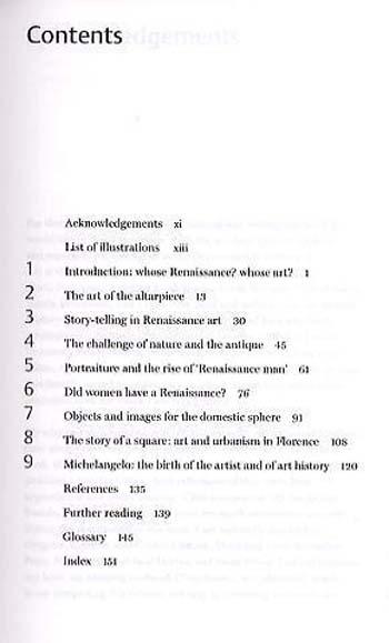 Renaissance Art: A Very Short Introduction - Very Short Introductions (Paperback)