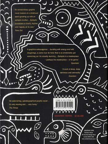 Epileptic (Paperback)