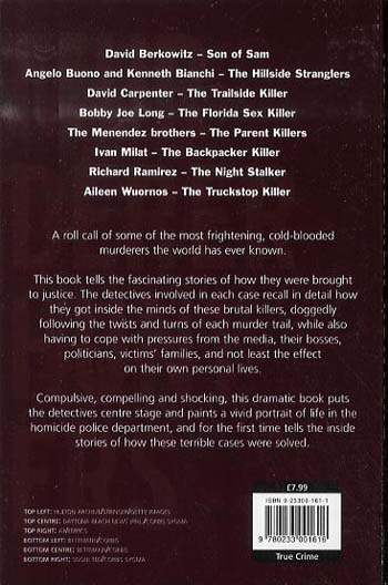 The Murder Hunters: True Stories of How the World's Most Brutal Killers Were Brought to Justice (Paperback)