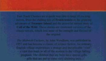 The Midwich Cuckoos - Fast Track Classics (Paperback)