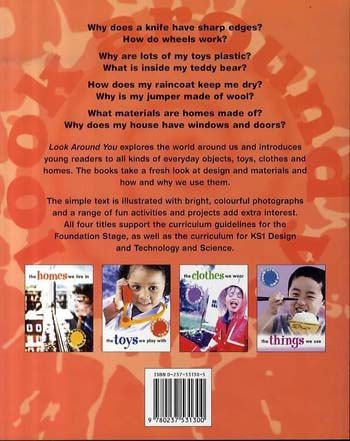 The Toys We Play with - Look Around You S. (Paperback)