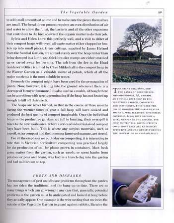 The Kitchen Gardens at Heligan: Lost Gardening Principles Rediscovered (Hardback)