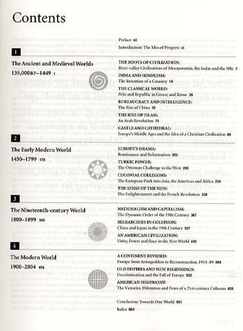 Cassell's Chronology of World History (Hardback)