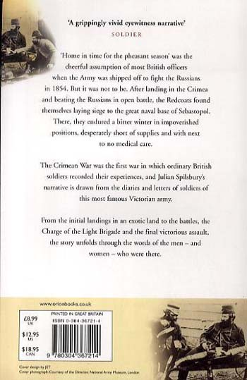 The Thin Red Line: An eyewitness history of the Crimean War (Paperback)