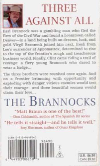 The Brannocks (Paperback)