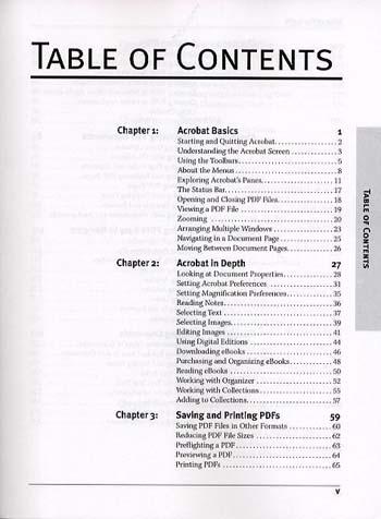 Adobe Acrobat 7 for Windows and Macintosh: Visual Quickstart Guide - Visual QuickStart Guides (Paperback)