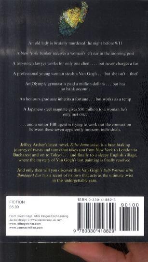 False Impression (Paperback)