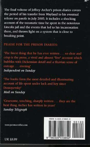A Prison Diary Volume III: Heaven - The Prison Diaries (Paperback)
