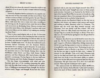 Brief Lives (Paperback)