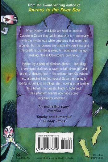 The Beasts of Clawstone Castle (Paperback)
