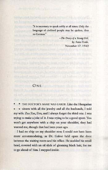 The Boy Who Loved Anne Frank: A Novel (Paperback)