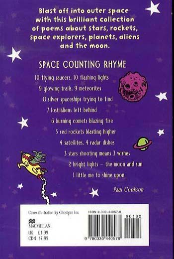 Space Poems (Paperback)