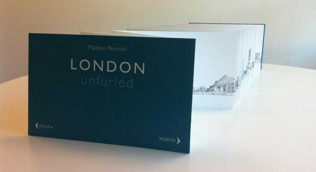 London Unfurled (Hardback)