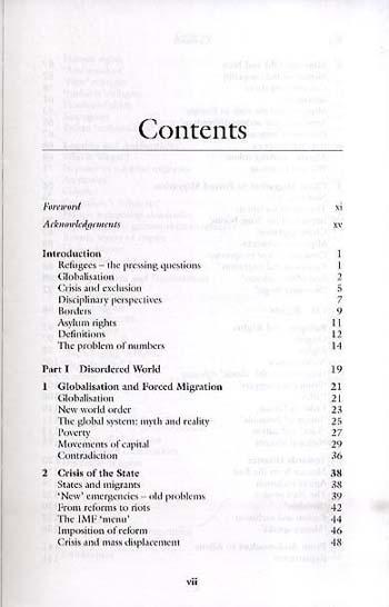 Refugees in a Global Era (Paperback)