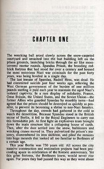 Spandau Phoenix (Paperback)