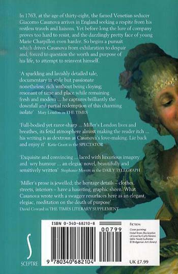 Casanova (Paperback)