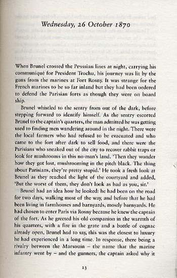 Burning Paris (Paperback)