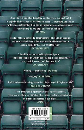 Watching the English: The Hidden Rules of English Behaviour (Paperback)