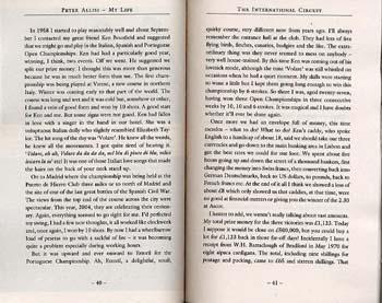 Peter Alliss-My Life (Paperback)
