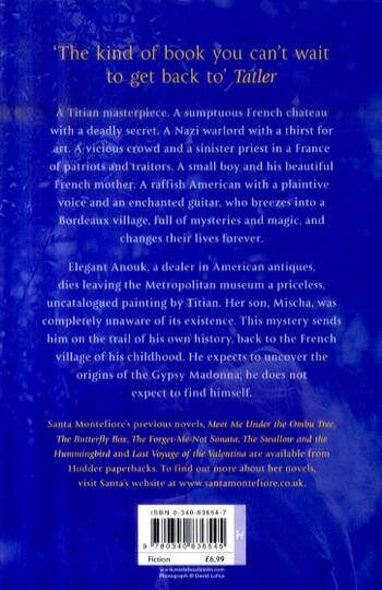 The Gypsy Madonna (Paperback)