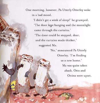 The Utterly Otterleys (Paperback)