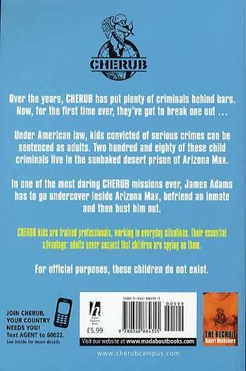 CHERUB: Maximum Security: Book 3 - CHERUB (Paperback)