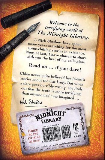 The Cat Lady - Midnight Library No. 4 (Paperback)
