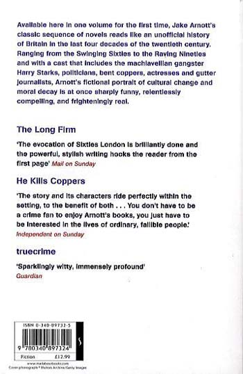 The Long Firm Trilogy (Paperback)