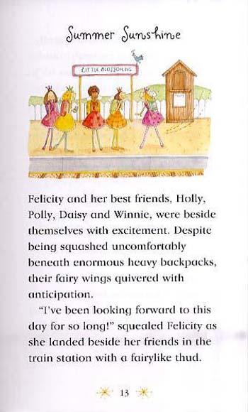 Felicity Wishes: Summer Sunshine - Felicity Wishes (Paperback)