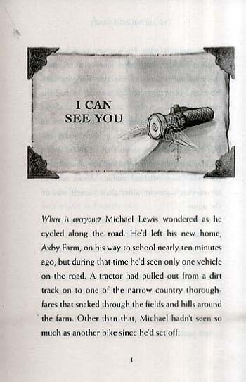 I Can See You - Midnight Library No. 7 (Paperback)