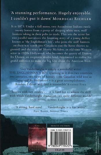 The Englishman's Boy (Paperback)
