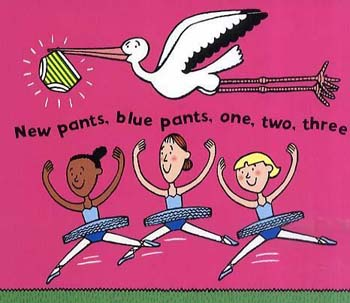 Pants (Board book)
