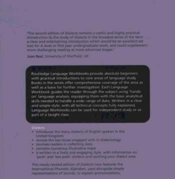 Dialects - Language Workbooks (Paperback)
