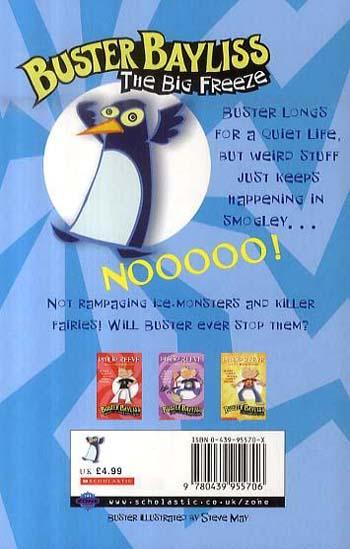 The Big Freeze - Buster Bayliss 002 (Paperback)