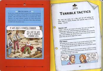 Horrible History: Pirates - Horrible Histories Handbooks (Paperback)