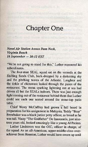 In The Dark: Number 2 in series - Navy SEALs (Paperback)