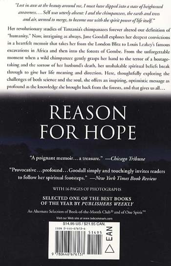 Reason For Hope (Paperback)