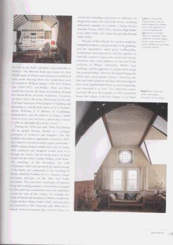 Philip Webb: Pioneer of Arts and Crafts Architecture (Paperback)