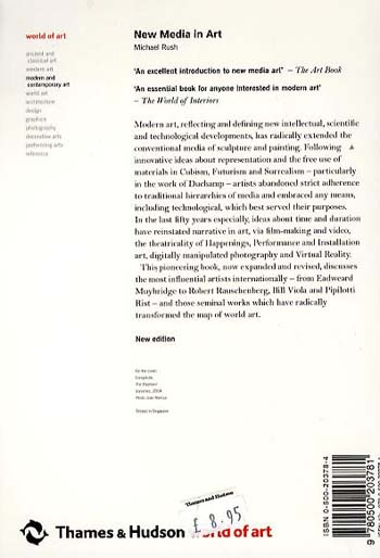 New Media in Art (Paperback)