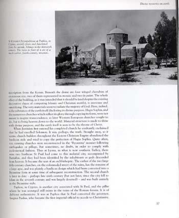 The House of God: Church Architecture, Style and History (Paperback)