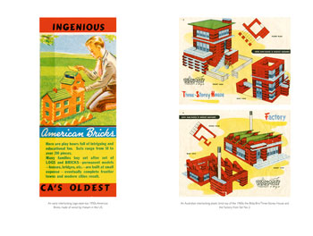 Architecture on the Carpet: The Curious Tale of Construction Toys and the Genesis of Modern Buildings (Hardback)
