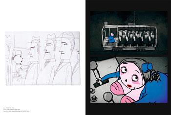 Animation Sketchbooks (Hardback)