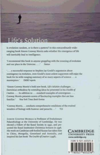 Life's Solution: Inevitable Humans in a Lonely Universe (Paperback)