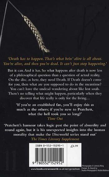 Reaper Man: (Discworld Novel 11) - Discworld Novels 11 (Paperback)
