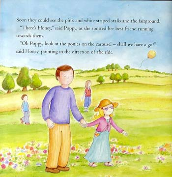 Princess Poppy: The Fair Day Ball - Princess Poppy Picture Books 1 (Paperback)