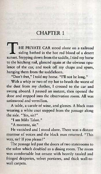 Milo Talon (Paperback)