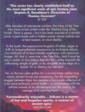Midnight Tides: (Malazan Book of the Fallen 5) - The Malazan Book Of The Fallen (Paperback)