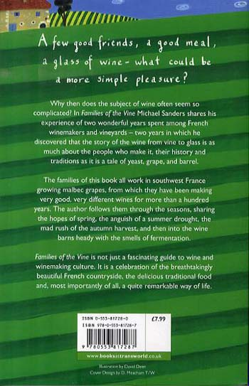 Families of the Vine (Paperback)