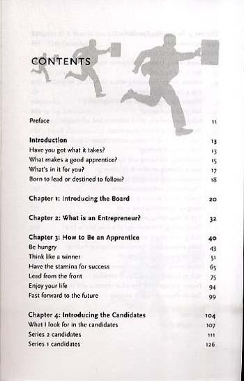 The Apprentice (Paperback)